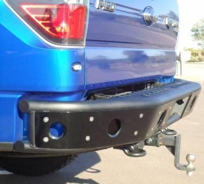 "Addictive Desert Designs - ADD R013281280103 Stealth ""R"" Rear Bumper Ford Ecoboost F150 2011-2014 - Image 8"
