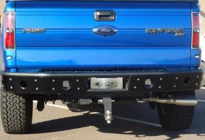 "Addictive Desert Designs - ADD R013281280103 Stealth ""R"" Rear Bumper Ford Ecoboost F150 2011-2014 - Image 9"