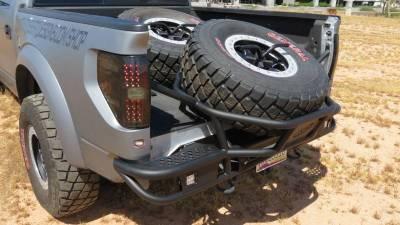 Addictive Desert Designs - ADD R0149012801NA Race Series Rear Bumper Ford Ecoboost F150 2011-2014 - Image 2