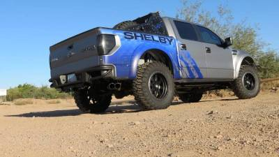 "Addictive Desert Designs - ADD R0149512801NA Race Series ""R"" Rear Bumper Ford Ecoboost F150 2011-2014 - Image 1"