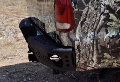 Addictive Desert Designs - ADD R0923012801NA Dimple Rear Bumper without Sensors Ford Ford F250/F350 1999-2016 - Image 4