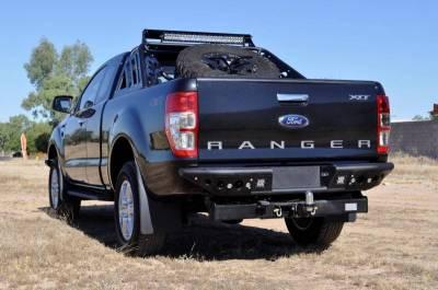 Addictive Desert Designs - ADD R252231280103 Venom Rear Bumper Ford Ranger T6 2011-2013 - Image 1