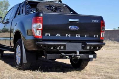 Addictive Desert Designs - ADD R252231280103 Venom Rear Bumper Ford Ranger T6 2011-2013 - Image 3