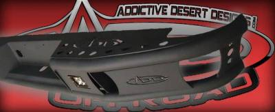 "Addictive Desert Designs - ADD R5323012801NA Dimple ""R"" Rear Bumper Dodge Ram 2500/3500 2003-2009 - Image 2"