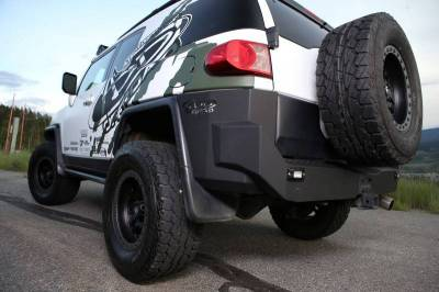 Addictive Desert Designs - ADD R8017013401NA Stealth Fighter Rear Bumper Toyota FJ Cruiser 2007-2014 - Image 7