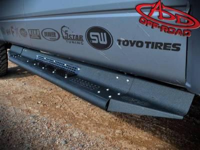 Addictive Desert Designs - ADD S011192710103 Stealth Fighter Side Steps Ford Ecoboost F150 2011-2014 - Image 2