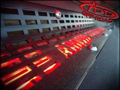 Addictive Desert Designs - ADD S011192710103 Stealth Fighter Side Steps Ford Ecoboost F150 2011-2014 - Image 3