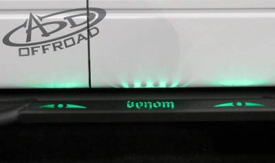 Addictive Desert Designs - ADD S0122127101NA Venom Side Steps Ford Ecoboost F150 2011-2014 - Image 4