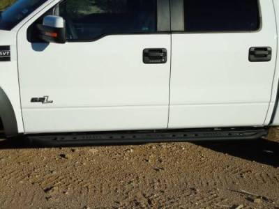 Addictive Desert Designs - ADD S01350NA01NA Standard Side Steps Ford Ecoboost F150 2011-2014 - Image 6