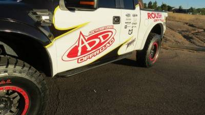"Addictive Desert Designs - ADD S0148527101NA Race Series ""R"" Side Steps Ford Ecoboost F150 2011-2014 - Image 6"