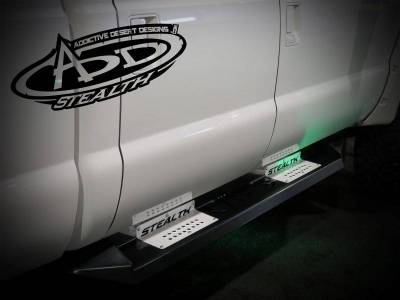 Addictive Desert Designs - ADD S093602700103 Standard Side Steps Ford F250/F350 1999-2015 - Image 2