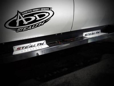 Addictive Desert Designs - ADD S093602700103 Standard Side Steps Ford F250/F350 1999-2015 - Image 4