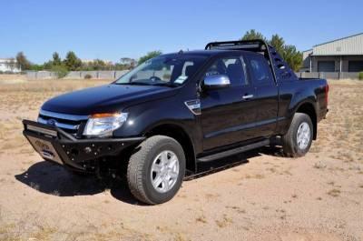 Addictive Desert Designs - ADD S25220NA01NA Venom Side Steps Ford Ranger T6 2011-2013 - Image 4