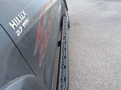 "Addictive Desert Designs - ADD S79485NA01NA Race Series ""R"" Side Steps Toyota HiLux 2011-2014 - Image 3"