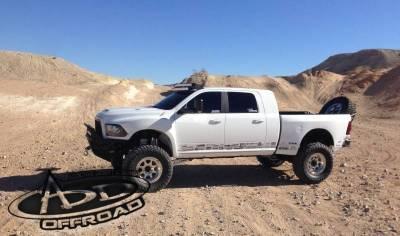 Addictive Desert Designs - ADD T51911NA0103 Rear Gate Tire Carrier Dodge Ram 2500/3500 2010-2015 - Image 5