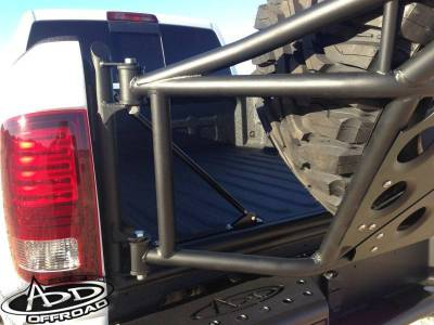 Addictive Desert Designs - ADD T51911NA0103 Rear Gate Tire Carrier Dodge Ram 2500/3500 2010-2015 - Image 6