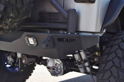 Addictive Desert Designs - ADD T95912NA01NA Rear Gate Tire Carrier Jeep JK 2007-2014 - Image 5