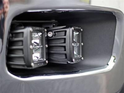 Rigid Industries - Rigid Industries 40337 D-Series LED Fog Light Kit - Image 2