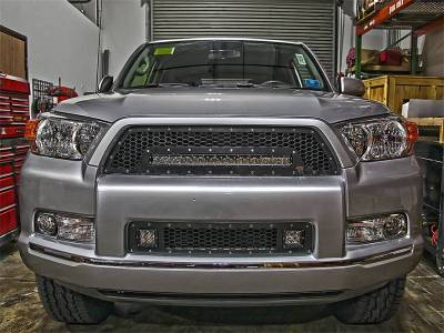 Rigid Industries - Rigid Industries 40563 LED Grille Insert - Image 2