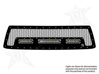 Rigid Industries - Rigid Industries 40555 LED Grille Insert - Image 1