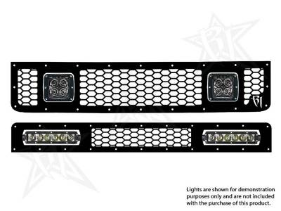 Rigid Industries - Rigid Industries 40551 LED Grille Insert - Image 1