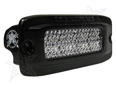 Rigid Industries - Rigid Industries 93551 SR-Q2-Series Single Row 60 Deg Diffusion LED Light - Image 1