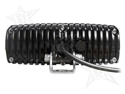 Rigid Industries - Rigid Industries 93551 SR-Q2-Series Single Row 60 Deg Diffusion LED Light - Image 2
