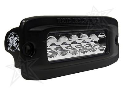 Rigid Industries - Rigid Industries 93411 SR-Q2-Series Single Row Wide LED Light - Image 1