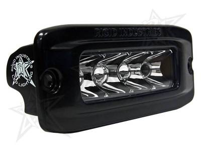 Rigid Industries - Rigid Industries 92521 SR-Q-Series Single Row 10 Deg. Spot LED Light - Image 1
