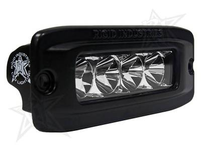 Rigid Industries - Rigid Industries 92511 SR-Q-Series Single Row 20 Deg. Flood LED Light - Image 1
