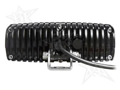 Rigid Industries - Rigid Industries 92411 SR-Q-Series Single Row 20 Deg. Flood LED Light - Image 2