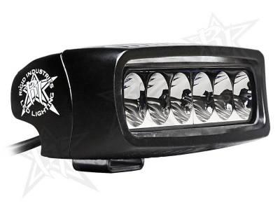 Rigid Industries - Rigid Industries 91431 SR-Q2-Series Single Row Driving LED Light - Image 1
