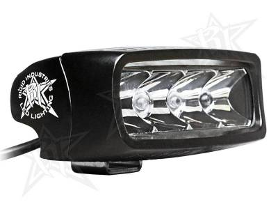Rigid Industries - Rigid Industries 90522 SR-Q-Series Single Row 10 Deg. Spot LED Light - Image 1