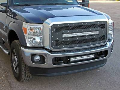 Rigid Industries - Rigid Industries 40566 E-Series LED Grille Insert - Image 2