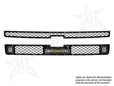 Rigid Industries - Rigid Industries 40564 SR-Series LED Grille Insert - Image 1