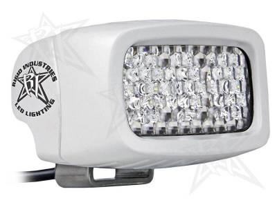 Rigid Industries - Rigid Industries 95251 M-Series SR-M2 Single Row Mini 60 Deg. Diffusion LED Light - Image 1