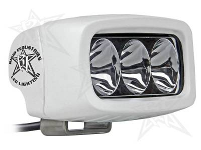 Rigid Industries - Rigid Industries 95232 M-Series SR-M2 Single Row Mini Driving LED Light - Image 1