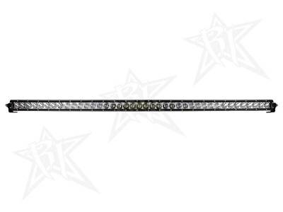 Rigid Industries - Rigid Industries 94031 SR-Series Single Row 10 Deg. Spot/20 Deg. Flood Combo LED Light - Image 1