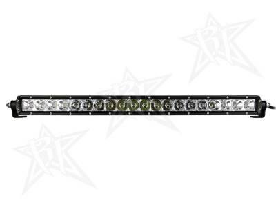 Rigid Industries - Rigid Industries 92032 SR-Series Single Row 10 Deg. Spot/20 Deg. Flood Combo LED Light - Image 1