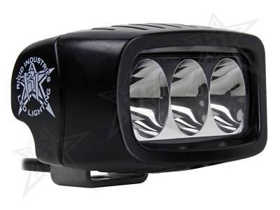 Rigid Industries - Rigid Industries 91231 SR-Series SR-M2 Single Row Mini Driving LED Light - Image 1