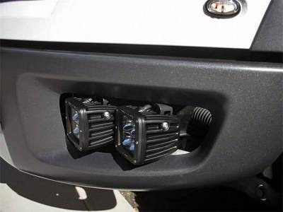 Rigid Industries - Rigid Industries 40235 Fog Light Bracket - Image 2
