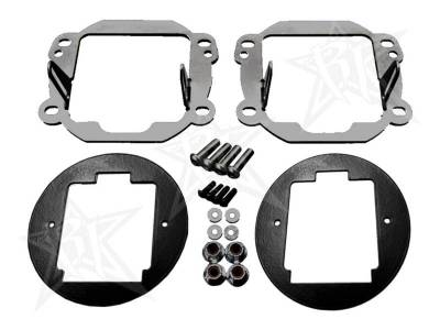 Rigid Industries - Rigid Industries 40138 Fog Light Replacement Kit - Image 1