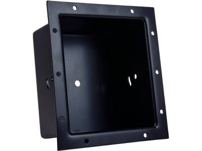 Rigid Industries - Rigid Industries 40015B Q-Series Flush Mount Bucket - Image 1