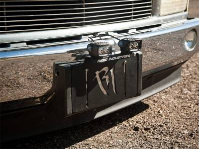 Rigid Industries - Rigid Industries 40016 License Plate Mount - Image 2