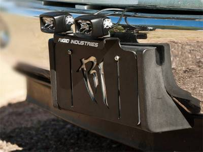 Rigid Industries - Rigid Industries 40016 License Plate Mount - Image 4