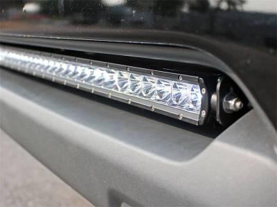 Rigid Industries - Rigid Industries 40156 Lower Bumper Light Bar Mount Kit - Image 5