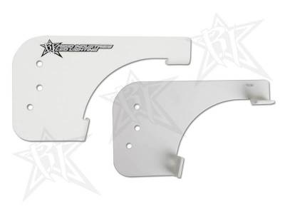 Rigid Industries - Rigid Industries 40002 Spartan Brow Mount Kit - Image 1
