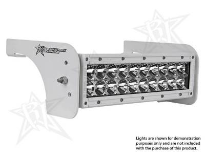 Rigid Industries - Rigid Industries 40002 Spartan Brow Mount Kit - Image 2