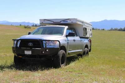 Aluminess - Aluminess 210007 Front Bumper NO GUARD Toyota Tundra 2007-2013 - Image 4