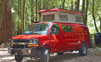 Aluminess - Aluminess 210044.1 Front Bumper Chevy Express Van 2003-2016 - Image 2